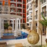 Harmony Palace Apartcomplex, Sunny Beach
