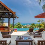 The Retreat 4 Bed Luxury Sea-View Managed Villa, Choeng Mon Beach