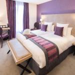 Best Western Plus Hôtel Le Rive Droite & SPA, Lourdes