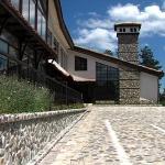 Hotel Pictures: Motel Koziyat Rog, Malko Tŭrnovo