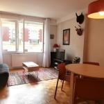 Rental Apartment Bellevue 1, Biarritz