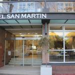 Hotel San Martín, Mendoza