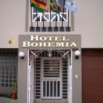 Hotel Bohemia,  Lima