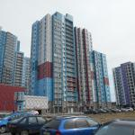 Apartments on Ulitsa Enthusiastov, Petrozavodsk