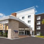 Fairfield Inn & Suites by Marriott Orlando Kissimmee/Celebration,  Orlando