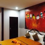 K Guesthouse, Krabi town