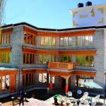 Hotel Antelope TM, Leh