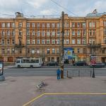 Apartment Bolshaya Zelenina 13, Saint Petersburg