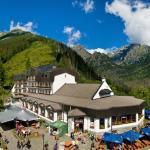 Horsky Hotel Hrebienok, Vysoké Tatry