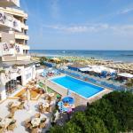 Hotel Bellevue,  Pesaro