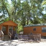 Morgan Hill Camping Resort Cabin 2, San Martin