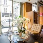 Art Hôtel Batignolles, Paris