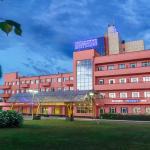 Volna Hotel, Nizhny Novgorod