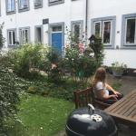 Idyllic Town House Apartment, Copenhagen