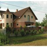 Körevár Cottage, Kisköre