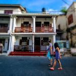 Frangipani motel, Galle