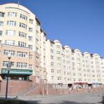 Apartment Abazhur na Engelsa 3, Khanty-Mansiysk