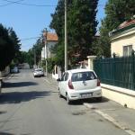 The house in Greenery, Belgrade