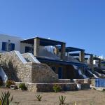 Villa Evanda, Elia Beach