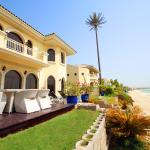 E&T Holiday Homes - Frond E Villa, Dubai