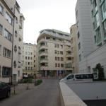 Szucha Apartment, Warsaw