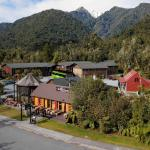 Rainforest Retreat,  Franz Josef