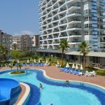 Apartment Crystal Garden,  Alanya