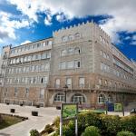 Hotel Pictures: Termas de Cuntis - Hotel La Virgen, Cuntis