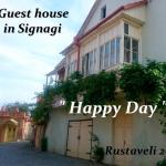 Happy Day Signagi, Sighnaghi