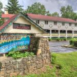 Hofbrau Riverfront Hotel,  Helen