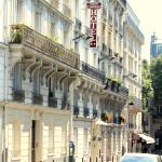 Hôtel du Square d'Anvers, Paris