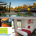 Hotellikuvia: Moama On Murray, Moama