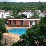 Pool Facing Apartment,  Arpora