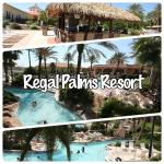Regal Palms Resort & Spa 2487, Davenport