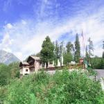 ホテル写真: Gasthof Pass Lueg Höhe, Golling an der Salzach