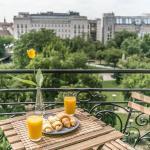 BPR – Panorama Apartments Budapest, Budapest