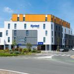 Kyriad La Rochelle Centre - Les Minimes, La Rochelle