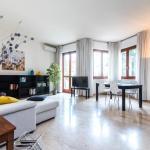 Three bedrooms apartment in Milan, Milan