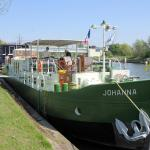B&B Barge Johanna,  Bruges