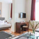 City Residence Hotel Frankfurt Oder Bahnhof, Frankfurt/Oder