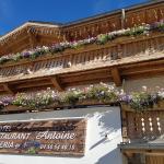 Le Saint Antoine, Les Houches