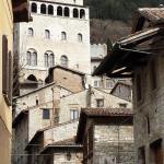 A Casa di Cristina,  Gubbio