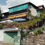 Villa Bejbunar, Ohrid