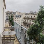 Saint Lazare Terrasse, Paris