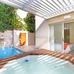 Calais Place - 2 bed with private pool/jacuzzi, Cape Town