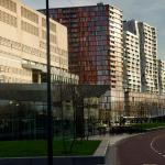 Calypso 566 apartment with private parking and gym, Rotterdam