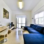The Heart of Tel aviv- Dizengoff Center interior Design flat With parking spot, Tel Aviv
