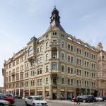 Dusni Apartments,  Prague