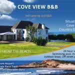 Cove View B&B, East London