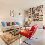 Modern Chic Apartment for 4 near Eiffel Tower Viala, Paris